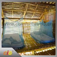 Quality Africa mosquito net conical mosquito net Polyester Mesh Fabric Long Lasting for sale