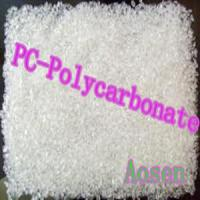 Quality PC-Polycarbonate (crystal plastic materials) for sale