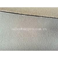 """Quality 60"""" wide maximum neoprene fabric roll sheet with colored terry towel lamination for sale"""