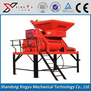 Buy JS500 concrete mixer at wholesale prices
