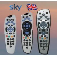 Quality Professional Replacement SKY Remote Control AA Battery Powered For UK SKY Box for sale