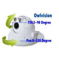 China 1.3MP Megapixel PTZ 3.7-14.8mm 4X Digital Zoom  IP Camera for Indoor Use  on sale