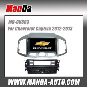 Quality Factory car head unit for Chevrolet Captiva 2012 2013 factory navigation in-dash sat  nav gps bluetooth usb sd slot for sale