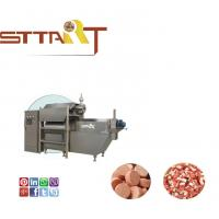 Quality 22KW Driven Single Screw Extrusion Machine SS Material Type With Water Chiller for sale