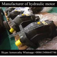 China factory directly offered A2FM80 rexroth hydraulic motor bent axis hydraulic motor on sale