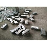 Quality Ni Hard Cast Iron Billet  Ball Mill Liners Dimension 299 x 150 x 100 for sale