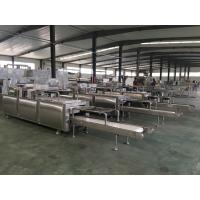 Quality Automated Cereal Bar Equipment Production Line 4kw For Dehydrated Fruits Granolas for sale