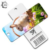 Quality Lenticular Printing Paper Plastic PET 3D Bookmark Of Animals For Gifts for sale