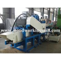 Quality wood sawdust machine deal with wood log directly for sale