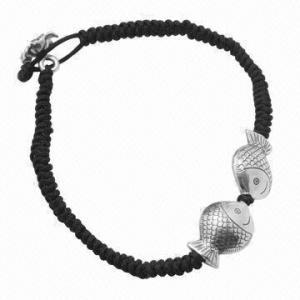 Quality Kiss Fish Bracelet, Customized Color for sale
