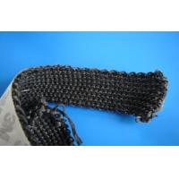 Quality Reinforcement Braided Glass Fiber Tape Knitting For Thermal Insulation for sale