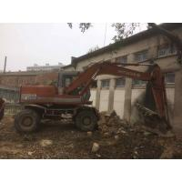 Quality hitachi wheel excavator ex100wd-1 made in japan for sale