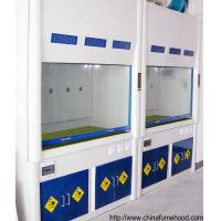 Quality University Benchtop Chemical Fume Hood Exhaust System With Moisture Proof Table for sale