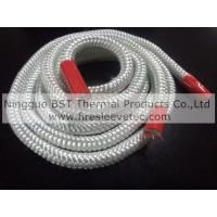 Quality Texturized fiberglass knitted rope for sale