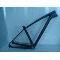 Quality Carbon Super Light Hardtail Mountain Frame 29er with Open or Thru-axle Hangers HT-M256 for sale