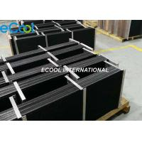 China Epoxy Resin Fin And Tube Heat Exchanger For Refrigerants , Freon R410a on sale