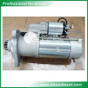 DAF truck XF105 engine starter 0986022260 / 0001261044