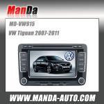 Quality 2 DIN Car DVD radio player for VW Volkswagen Tuguan polo jetta golf5 golf6 passat touran tiguan GPS navigation sat nav for sale
