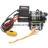 Quality Car Electric Winch, Pulling Winch (SEW3000) for sale