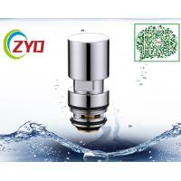 Quality Universal Handheld Plumbing Diverter Valve Shower Ceramic Cartridge 5 - 8Nm Tuque for sale