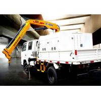Buy XCMG 2T Hydraulic Arm safety construction crane, Knuckle Boom Truck Crane CE at wholesale prices