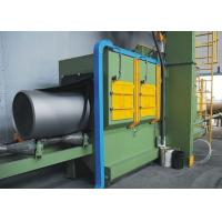 China Customized Outer Wall Abrasive Blasting Machine Heavy Duty About 190 KW on sale