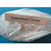 China CAS 89778-27-8 Toremifene Citrate Breast Cancer Treatment Pharmaceutical Steroids Powders on sale