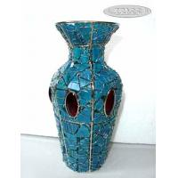 Quality Stained Glass Flower Vase,Decoration,Gifts,Art Crafts for sale
