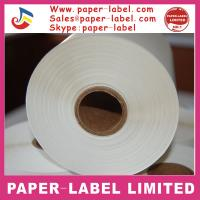 Quality 4x6 Direct Thermal Labels Zebra Eltron 2844 paper label white sticker for sale