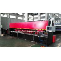 China CNC Plate V Grooving Machine Equipped 380V 60HZ , V Groove Cutter High Efficiency on sale