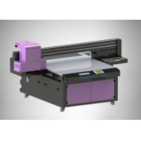 Quality Double Rail Industrial Uv Inkjet Printer Automatic Cleaning With 2g Ram for sale
