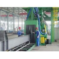Quality Auto H-beam Production Line , Steel Plate Shot-blasting Machine for sale