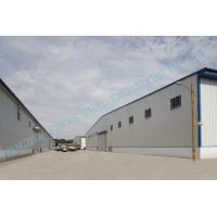 Buy Fast Erection Modular Industry Steel Building Fabricated By Lastest Machine at wholesale prices