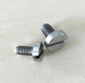 Quality Duplex 2205 Fasteners Pan Head Screw Medium Carbon Steel Material 8.8 Grade for sale
