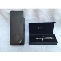 Quality Luxury Decorative Gift Boxes For Pens / Promotional Pen Presentation Box for sale