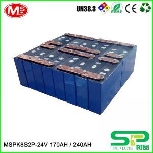 Quality OEM and ODM Battery pack MSPK12S1P 36V 85AH 36V 120AH For Solar storage system for sale