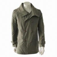 Quality Men's Fashionable Windbreaker/Casual Jacket/Leisure Coat with Stylish Design for sale