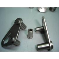 Buy cheap Aluminum Precision Machined Parts Black Anodized milling CNC from wholesalers