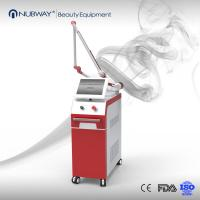 Quality Professional Laser Tattoo removal beauty machine , tattoo removal q switch nd yag laser for sale