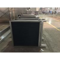 Quality Customized Size Sprial Fin Air Heat Exchanger Machine For Pharmaceutical Industry for sale