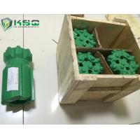 Hard Rock Drilling Tools , Tungsten Carbide Thread Button Bit