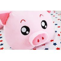 Quality Pig baby toy doll  plush toy doll pillow Cute doll birthday gift kawaii kids toys 30CM for sale