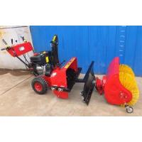 Quality Snow Blower 209-5m, 13HP, 3 in 1, with Snow Plough, Snow Sweeper for sale