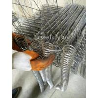 China Spiral / Heater / Heating coils inside the heating furnace of Glass Tempering furnace/ Glass Toughening Plant on sale