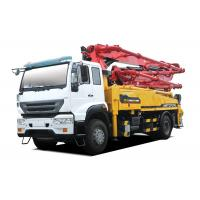 Quality Mini Small Truck Mounted Concrete Pump Truck for sale