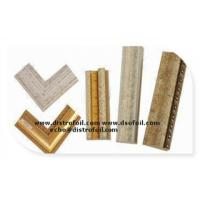 Quality metallic Heat transfer foil for picture frame for sale