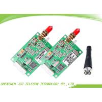 Quality Alarm System Wireless Telemetry Module / 433mhz Long Range RF Module RS232 Unit for sale
