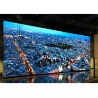 Buy cheap 16 Bit Large Front Service LED Display Fixed LED Panel P2.98 P3.9 P4.8 P6.25 from wholesalers