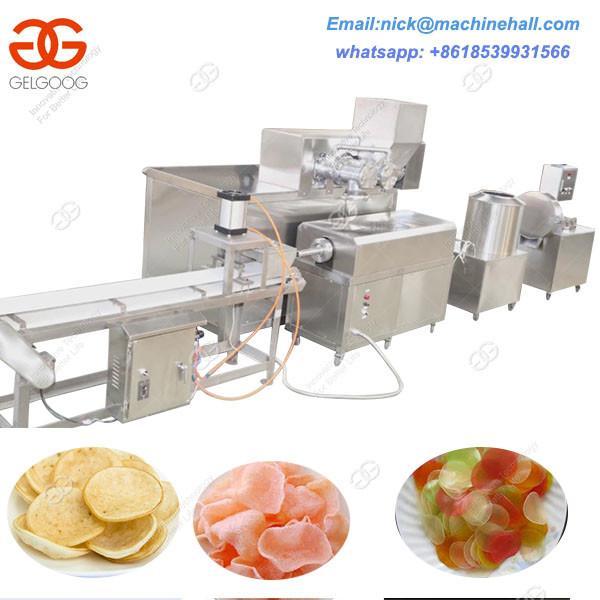 Buy Hot Sale Prawn Cracker Making Line|Prawn Cracker Making Line Suppliers|Shrimp Cracker Making Machine at wholesale prices
