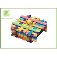 Quality Thin Wooden Craft Sticks Round Dowel Machine Use For Educational Tool for sale